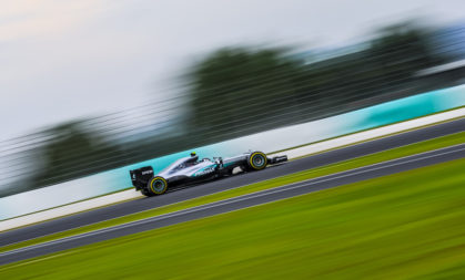 Go Fast and Win: The Big Data Analytics of F1 Racing